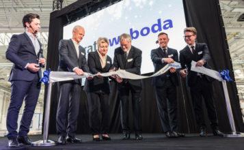 Ceremonia de apertura de Morat Swoboda